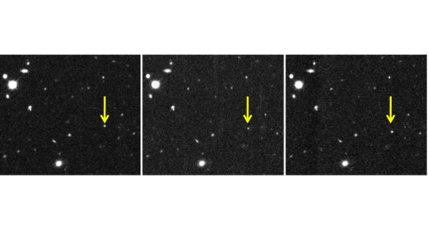 Distant dwarf planet: Shepherded by object 10 times the size of Earth?