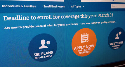 Obamacare sign-up deadline delayed. Is the mandate effectively gone? (+video)