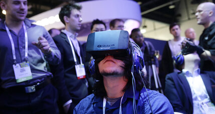 Oculus deal is Facebook's 'long-term bet' on virtual reality