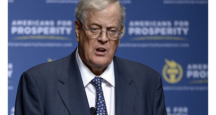 How the Koch brothers are undermining American democracy