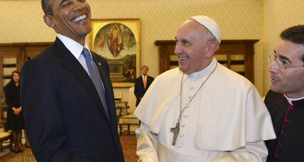 Obama, Pope Francis, and the (rocky) history of US-Vatican relations (+video)
