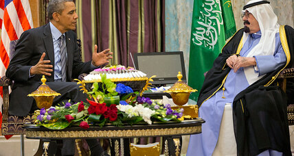 Why Saudi frustration with Obama might be a good thing
