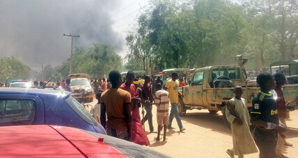 Boko Haram attacks bring thickening cloud of mystery and trouble in Nigeria