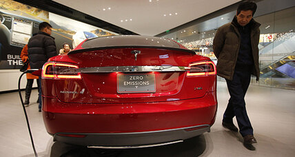 Is Tesla Motors (TSLA) building a tank?