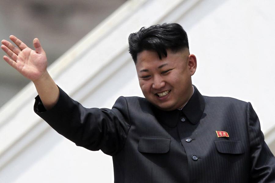 Kim Jong Un Compulsory Haircut Story A Baldfaced Lie Csmonitor
