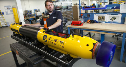 Malaysia Airlines Flight MH370: US underwater drone takes over search