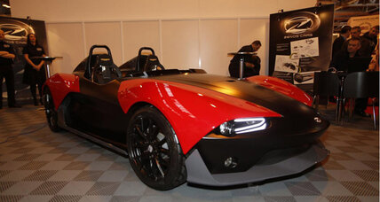 British automaker Zenos to roll out first car in U.S. next year