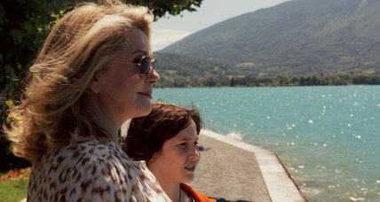 'On My Way': Catherine Deneuve portrays a faded beauty on a road trip