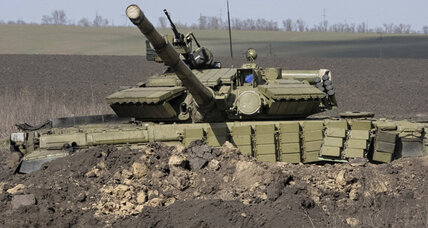 Why Russia may not be poised to roll into Ukraine after all (+video)