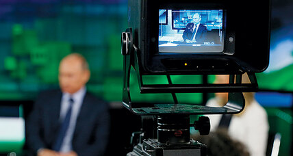 Putin's new soft-power media machine