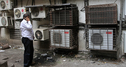 IPCC global warming report: why air conditioning rises 30-fold by 2100 (+video)