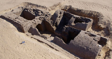Archaeologists unearth 3,300-year-old Egyptian tomb
