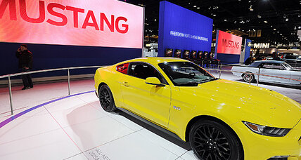Ford Mustang gets a Whipple Supercharger