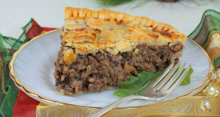 Tourtiere: A Canadian meat pie for St. Paddy's or a picnic