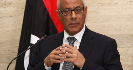 Libya's parliament ejects 'failed' prime minister (+video)