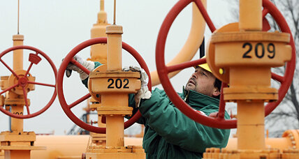 Europe looks to cut Russian gas imports amid Ukraine crisis