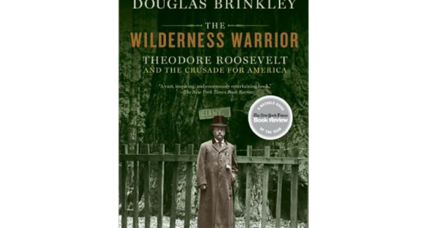 Reader recommendation: The Wilderness Warrior