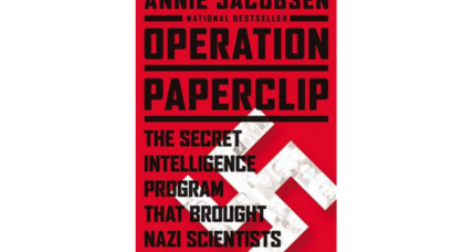 Reader recommendation: Operation Paperclip