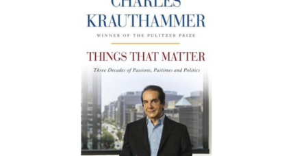 Reader recommendation: Things That Matter