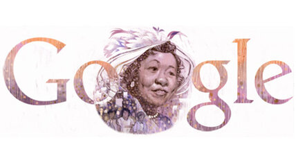 Trailblazer Dorothy Irene Height earns a Google Doodle