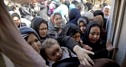 Afghanistan election: a feat to behold (+video)