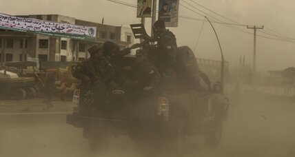 Taliban strike Afghan election HQ in relentless bid to disrupt key vote (+video)