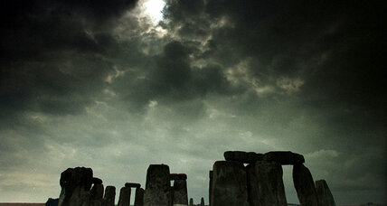 Is Stonehenge just a giant glockenspiel? (+video)