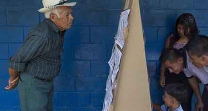 El Salvadorans wait anxiously amid razor-thin election results