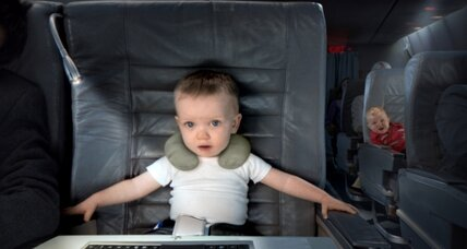 E-Trade talking baby quits during ad. Will retire.