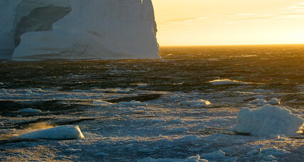 Global warming disrupts ocean dynamics in Antarctica, study reveals