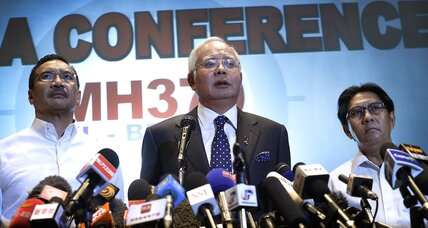 Malaysia flight disappearance looking more like a sinister act (+video)