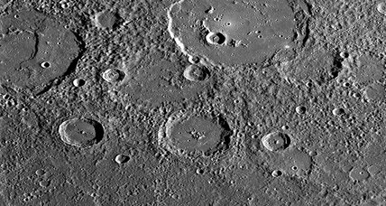 MESSENGER images reveal that Mercury is shrinking (+video)