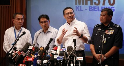 Malaysia Airlines Flight 370 search: Focus on pilots and thousands of square miles
