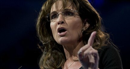 Sarah Palin: 'I told you so on Ukraine'