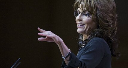 Sarah Palin wows CPAC crowd, stays coy on 2016