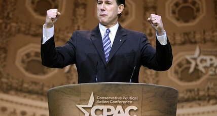 CPAC applause lines: Red meat for the faithful (+video)