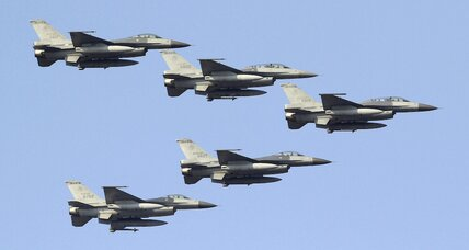 US, Taiwan save F-16 upgrade deal after budget cut