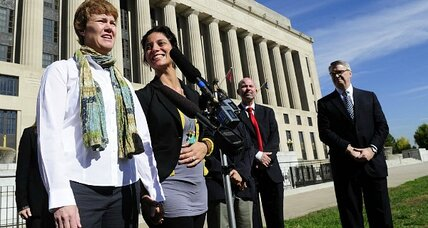 Judge calls Tenn. gay marriage ban historical 'footnote': Do Southerners now agree? (+video)
