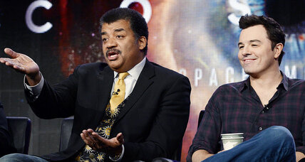 Neil deGrasse Tyson to host new 'Cosmos,' 34 years after Carl Sagan's original