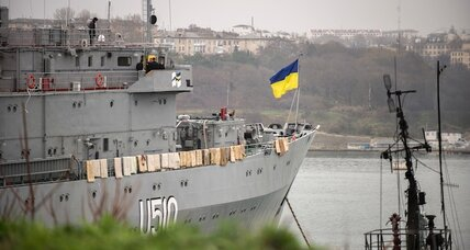 How Ukraine crisis can revive EU ideals