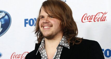 American Idol: Jennifer Lopez calls Caleb Johnson 'sexy' (+video)