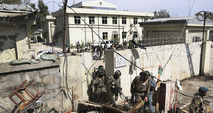 Deadly Taliban attack underscores threat to disrupt Afghan elections (+video)