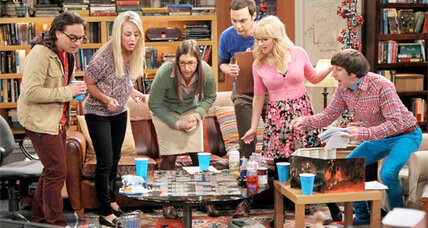 Kaley Cuoco-Sweeting's sitcom 'The Big Bang Theory' is renewed for three more seasons