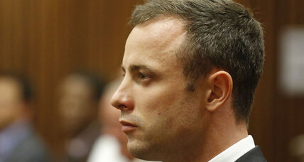 Samantha Taylor, security guard testify at Oscar Pistorius murder trial