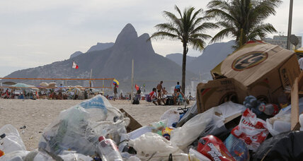 After Carnival trash strike, will Brazilian workers see gold in megaevents?