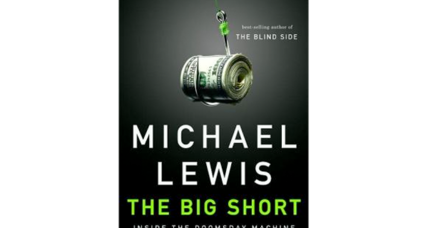 'Anchorman' director Adam McKay will helm an adaptation of Michael Lewis's 'The Big Short'