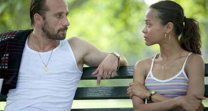 Zoe Saldana, Clive Owen star in 'Blood Ties,' an anemic family drama