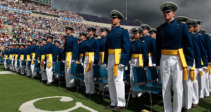 Air Force Academy: Did 40 freshmen cheat in chemistry class?