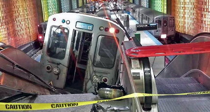 Chicago transit rail crash: a job predisposed to operator fatigue? (+video)