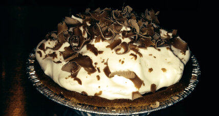 Pi Day: Serve up a slice of rich chocolate cream pie